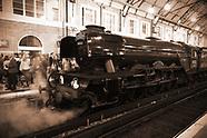 The Flying Scotsman British Railways Class A3 60103 Steam Locomotive