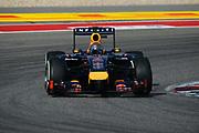 November 2, 2014: United States Grand Prix. Sebastian Vettel (GER), Red Bull-Renault