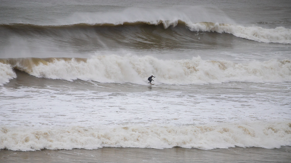 Big Swell at Freshwater Bay, January 31st 2021