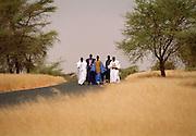 Baaba Maal and friends in Podor Senegal