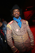 K'naan at Lenny Kravitz ' Let Love Rule' 20th Annivarsary Club Tour  held at Irving Plaza on October 11, 2009 in New York City