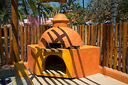 Wood oven, Las Alamandas Resort, Costalegre, Jalisco, Mexico