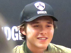 London: Brooklyn Beckham at Book Signing - 30 June 2017