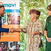 20170922 Beatrix opent Simavi hoofdkantoor