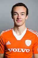 NAALDWIJK - Hockey - Diede van Puffelen van Jong Oranje Heren, dat in december het WK in India zal spelen. COPYRIGHT KNHB/KOEN SUYK