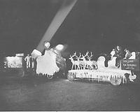 1931 Santa Clause Lane Parade on Hollywood Blvd.