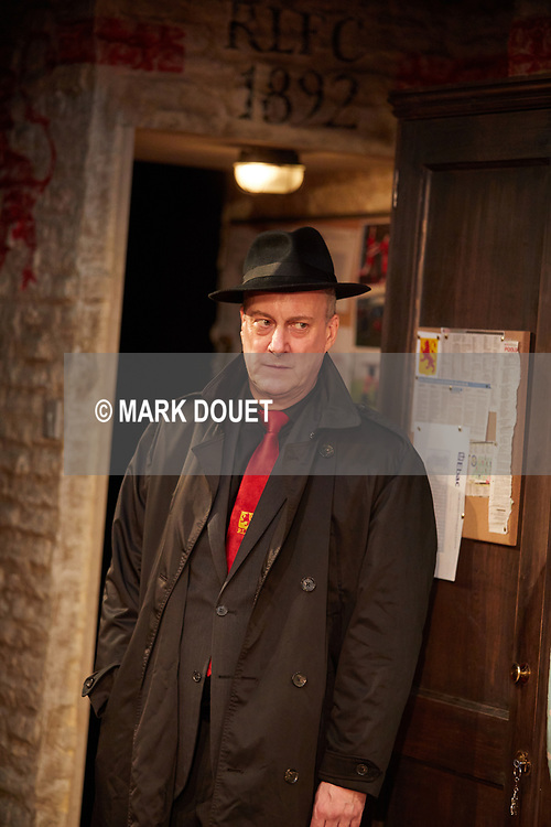The Red Lion by Patrick Marber. Live Theatre and Trish Wadley Presents at Trafalgar Studios.<br /> Director Max Roberts