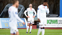 Fotball , 9. april 2016 , Tippeligaen , Eliteserien , <br /> Stabæk - Vålerenga 2-1<br /> Kjetil Wæhler og VIF depper etter nok et tap
