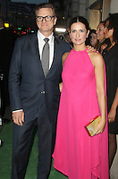 Colin Firth & Livia Firth, A Green Carpet Challenge BAFTA Night To Remember, BAFTA Piccadilly, London UK, 18 September 2016, Photo by Brett D. Cove