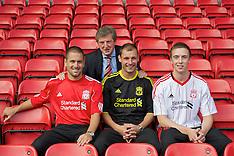 100727 Liverpool sign Cole, Wilson & Jovanovic