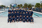 2013 FAU Swimming & Diving Team Photo