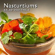 Nasturtiums   Nasturtium Food Pictures, Photos & Images