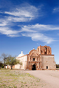 The church at the Tumacácori National Historical Park in southern Arizona. Missoula Photographer