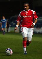 Photo: Tony Oudot.<br /> Gillingham v Charlton Athletic. Pre Season Friendly. 28/07/2007.<br /> Jerome Thomas of Charlton Athletic