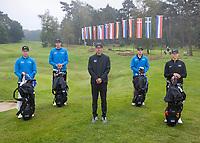 HILVERSUM -  Team ESTONIA / ESTLAND  ELTK Golf  2020 The Dutch Golf Federation (NGF), The European Golf Federation (EGA) and the Hilversumsche Golf Club will organize Team European Championships for men.  COPYRIGHT KOEN SUYK