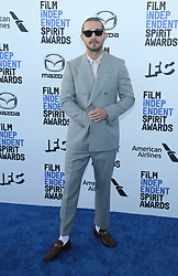 February 8, 2020, Los Angeles, California, United States: 2020 Film Independent Spirit Awards held at Santa Monica Pier..Featuring: Shia LaBeouf.Where: Los Angeles, California, United States.When: 08 Feb 2020.Credit: Faye's VisionCover Images (Credit Image: © Cover Images via ZUMA Press)