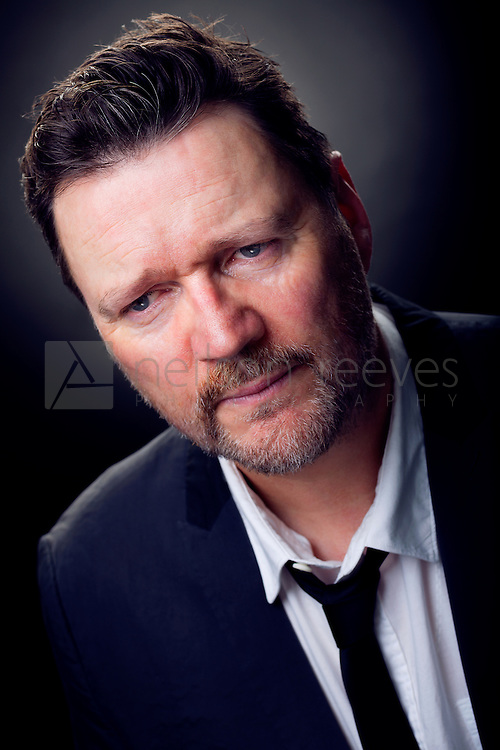 In this portrait Ian really bears his soul and shows real emotion to camera. The despondent sad look on his face, shirt open and tie loose all contribute to the feel of the portrait of a broken man
