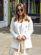 Sam Faiers Revive Collagen Photocall