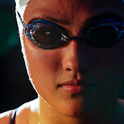 Nicky Lennox during the swimming and diving workouts at the Rose Bowl Aquatic Center on Thursday, Mar. 05, 2020, in Pasadena, Calif. (Mandatory Credit: Ann Kaatz LoBue/AKtionShot Photography-Sports Shooter Academy)