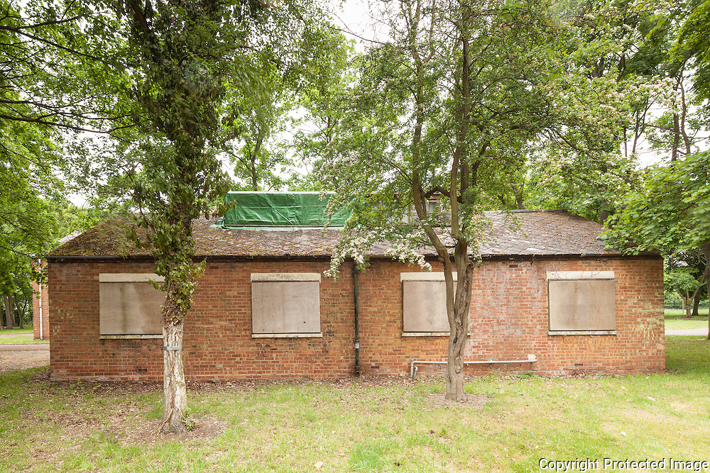 Building 92 Parachute Store. RAF Bicester