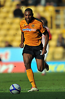 Wolverhampton Wanderers/Stoke City FA Cup 4th Round 30.01.11<br />Photo: Tim Parker Fotosports International<br />Ronald Zubar Wolverhampton Wanderers 2010/11