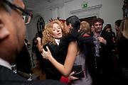 KELLY HOPPEN; ANASTASIA WEBSTER, Georgina Chapman and Stephen Webster celebrate her guest designer collection for Garrard. Albermarle St. London. 4 November 2009