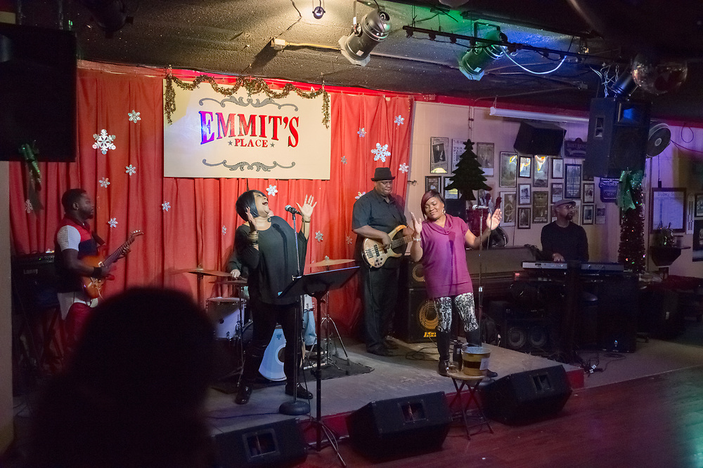 Emmot's Place, Houston, Texas