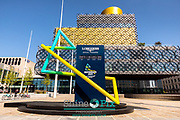 Birmingham City Centre stock photography.   Picture by Shaun Fellows / Shine Pix
