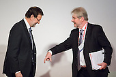 Mariano Rajoy at The Economist Meeting in Madrid