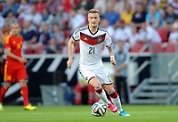 Fotball<br /> Tyskland v Armenia<br /> 06.06.2014<br /> Foto: Witters/Digitalsport<br /> NORWAY ONLY<br /> <br /> Marco Reus (Deutschland)<br /> Fussball, Testspiel, Deutschland - Armenien 6:1