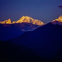 Marsyandi Valley, Nepal
