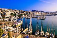 The marina, Kusadasi, Turkey