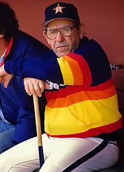 Yogi Berra, 1988