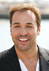 Jeremy Piven at the photocall for TV show Entourage, held on the Majestic Hotel Beach on May 23, 2007. Part of the 60th Cannes Film Festival.
