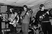 Remember: Ben Gmetro; Juan Granda; Tony Bunce; Nick Tolar; by Cleveland music photographer Mara Robinson 2.13.2010