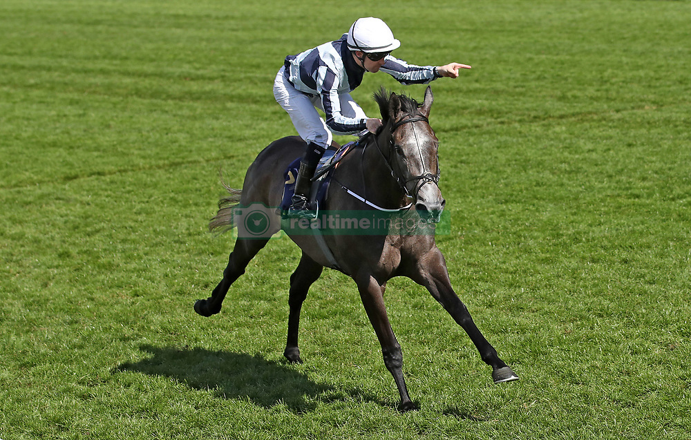 Alpha Centauri ridden by Jockey Colm O'Donoghue wins the Coronation Stakes during day four of Royal Ascot at Ascot Racecourse.