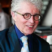 NLD/Amsterdam/20130411 - Presentatie biografie Barry Stevens, Jacques d' Ancona