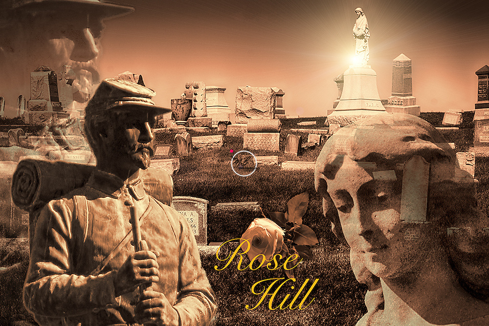 Rose Hill Cemetery Bloomington IN