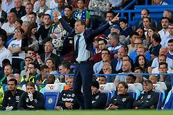 West Ham United manager Slaven Bilic - Rogan Thomson/JMP - 15/08/2016 - FOOTBALL - Stamford Bridge Stadium - London, England - Chelsea v West Ham United - Premier League Opening Weekend.