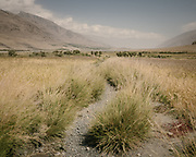 View over the Wakhan.<br /> The traditional life of the Wakhi people, in the Wakhan corridor, amongst the Pamir mountains.