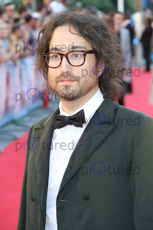 Sean Lennon George Harrison: Living in the Material World UK Premiere, BFI Southbank,London, UK. 02 October 2011 Contact: Rich@Piqtured.com +44(0)7941 079620 (Picture by Richard Goldschmidt)