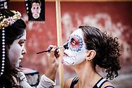 Dia de los Muertos in San Miguel de Allende Mexico 218