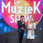 NLD/Almere/20170918 - Presentatie Lang Leve de Muziek Show, Buddy Vedder en Jet Bussemaker