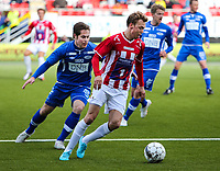 FotballFørstedivisjonTromsø IL vs Ranheim04.05.2014Magnus Andersen, TromsøErlend Robertsen, RanheimFoto: Tom Benjaminsen / Digitalsport