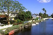 Venice Canals, Los Angeles, California (LA)