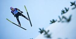 31.12.2017, Olympiaschanze, Garmisch Partenkirchen, GER, FIS Weltcup Ski Sprung, Vierschanzentournee, Garmisch Partenkirchen, Qualifikation, im Bild Andreas Wellinger (GER) // Andreas Wellinger of Germany during his Qualification Jump for the Four Hills Tournament of FIS Ski Jumping World Cup at the Olympiaschanze in Garmisch Partenkirchen, Germany on 2017/12/31. EXPA Pictures © 2017, PhotoCredit: EXPA/ Jakob Gruber