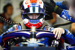 March 23, 2018 - Melbourne, Victoria, Australia - GASLY Pierre (fra), Scuderia Toro Rosso Honda STR13, portrait during 2018 Formula 1 championship at Melbourne, Australian Grand Prix, from March 22 To 25 - Photo  Motorsports: FIA Formula One World Championship 2018, Melbourne, Victoria : Motorsports: Formula 1 2018 Rolex  Australian Grand Prix,    , #10 Pierre Gasly (FRA Toro Rosso Ferrari) (Credit Image: © Hoch Zwei via ZUMA Wire)