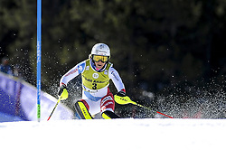 March 16, 2019 - El Tarter, Andorra - Wendy Holdener of Switzerland Ski Team, during Ladies' Giant Slalom Audi FIS Ski World Cup race, on March 16, 2019 in El Tarter, Andorra. (Credit Image: © Joan Cros/NurPhoto via ZUMA Press)