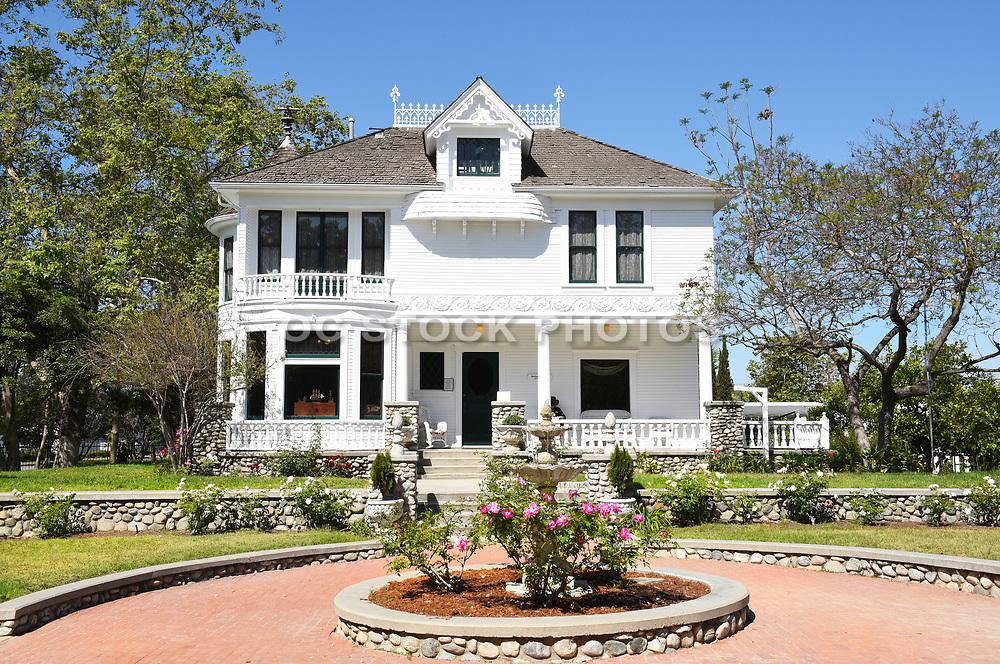 Santa Ana Kellogg House Heritage Museum Orange County