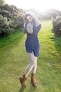 Goodstead Fashion shoot in Hermitage of Braid, Edinburgh.<br /> Pic Neil Hanna